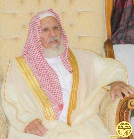 ناصر ابن داموك يحتفل في ترقية ابنه محمد