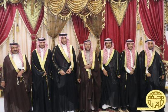 تغطية زواج الشاب/ محمد بن مبارك حديد الفريدي
