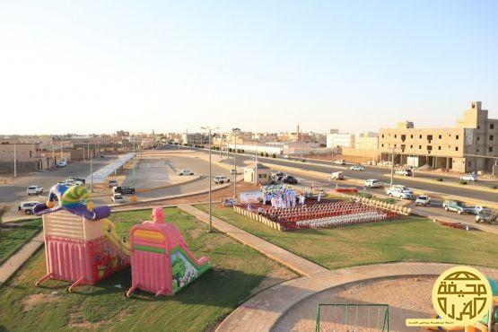 تغطية حفل معايدة أهالي مركز خصيبة ضمن حملة #عيدنا_في_حينا