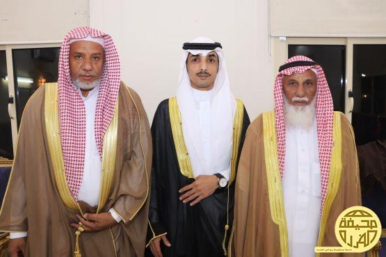 تغطية زواج الشاب/ طلال بن راضي المسهي