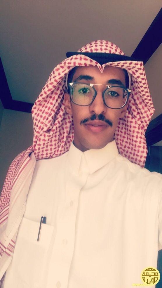 مشعل بن عليثة الفريدي معلماً بحفر الباطن