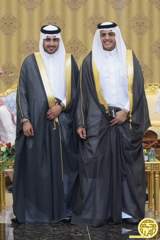 تغطية زواج الشابين / سامي بن مطر محمد الفريدي % سطام بن سعد محمد الفريدي
