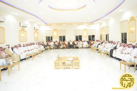 حفل رجل الأعمال / جازي بن عبدالله الفريدي