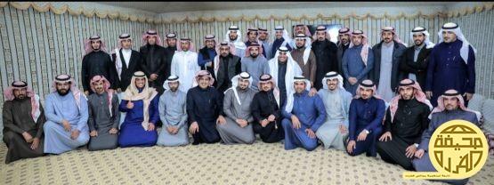 تغطية مصورة للاجتماع الثاني لإعلامي قبيلة الفرده
