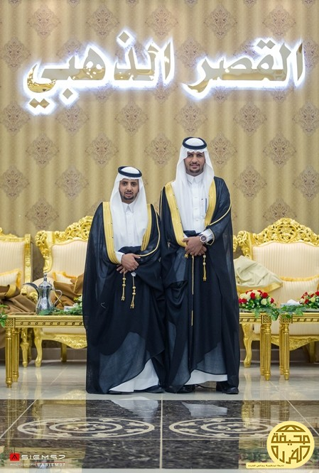 """تغطية زواج / """" محمد """" و """" ماجد """" حمد الريس"""