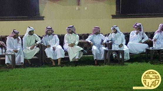 صور من حفل معايدة الفالح من العزيرات خلال احتفالهم بعيد الفطر المبارك لعام ١٤٣٨هـ