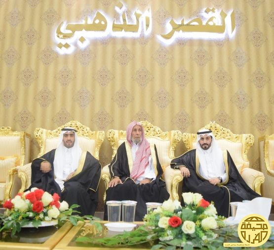تغطية زواج أبناء / هـلال بن عـوض الفريدي بالقصر الذهبي بالخصيبة