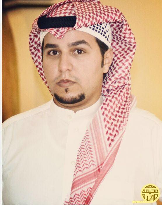 رزق الإعلامي نواف سعيد بن مسهوج الفريدي بمولود