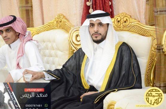 تغطية حفل زواج / ماجد محمد الفريدي