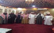 الشيخ سعود صنت بن حمدي الفريدي يتشرف بزيارة عدد من الشخصيات الاعتبارية