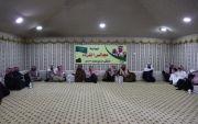 حفل ديوانية مجالس الفردة لعام 1439هـ.تصوير : عبدالله بن هلال الفريدي