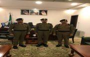 ترقية محمد بن ناصر بن داموك لـ رتبة رئيس رقباء
