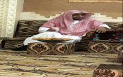 الشيخ / صالح المغامسي في ضيافة الشيخ / عبيد بن سعد الرعوجي الفريدي