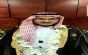 حمد بن فايز بن دبيل الفريدي خريجاً