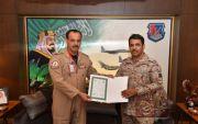 تكريم الرقيب سعود الوسوس