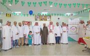 مستشفى القوارة العام يفعل الاسبوع الخليجي لصحة الفم والأسنان واليوم العالمي لمتلازمة داون