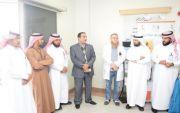 مستشفى الأسياح العام يفعل الأسبوع الخليجي لصحة الفم والأسنان