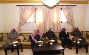 المدير العام والقيادات التعليمية بإدارة #تعليم #القصيم يثمنون للوجيه/ عياد الحربي، دعمه للمناشط التعليمية بمدارس مركز الطراق.