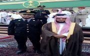 تخرج الملازم/ سلمان بن عبدالرحمن الفريدي من كلية الملك خالد العسكرية
