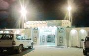 استقبل رئيس مركز كبد الشيخ / ناصر بن محمد بن حديد الأهالي لمبايعة ولي الهد