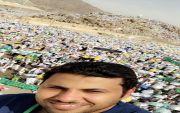 خالد محمد بن ذويخ الفريدي مسؤلا في مستشفى جبل الرحمة