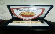 نادي القوارة الرياضي يمنح العضوية الشرفية لراضي بن ضيف الله بن نومان