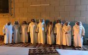 اكاديميوا الفرده بضيافة الدكتور. منصور الوسوس