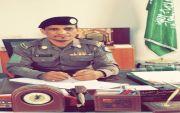 مرضي بن ضيف الله بن نومان الفريدي رئيسا لشرطة قصيباء