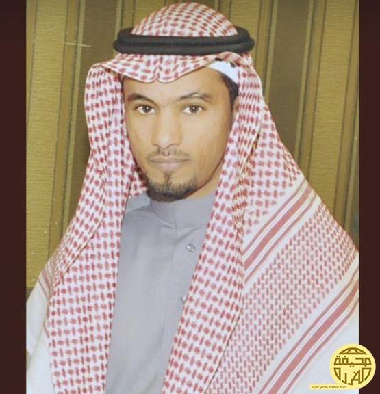 تخرج الاستاذ /بدر بن عياد بن شعيبان الفريدي