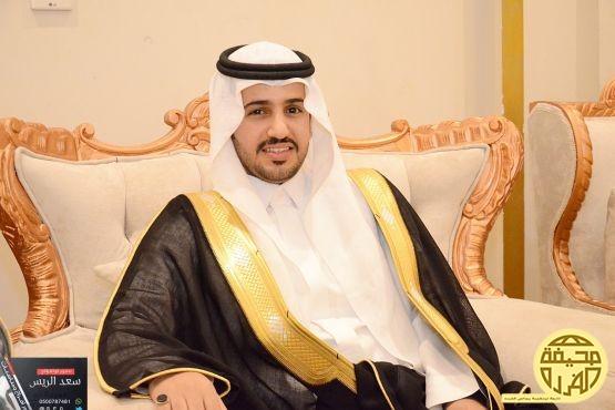 تغطية حفل زواج / سلطان بن عبدالمحسن بن نفاع المجينين