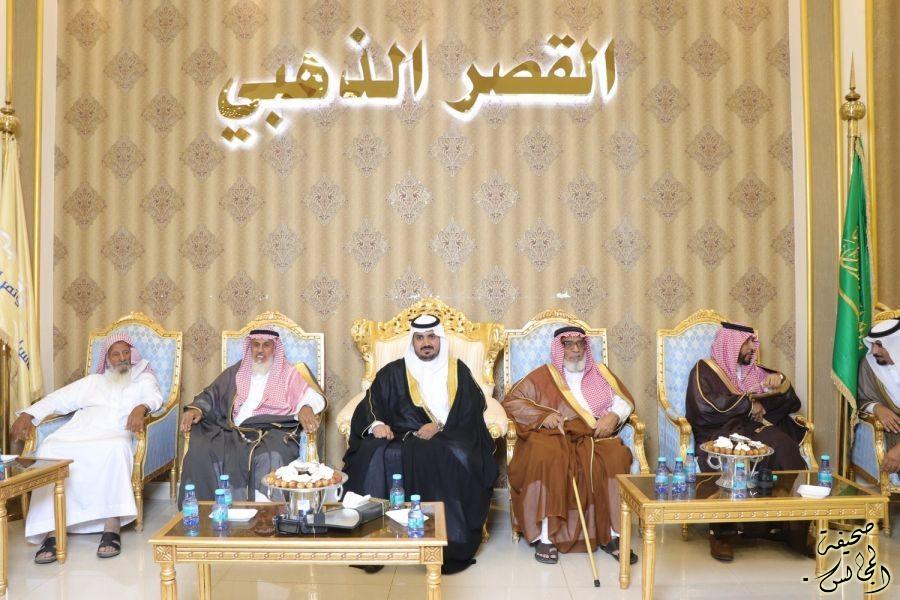 تغطية زواج الشاب / عبدالعزيز غنام ساير الفريدي