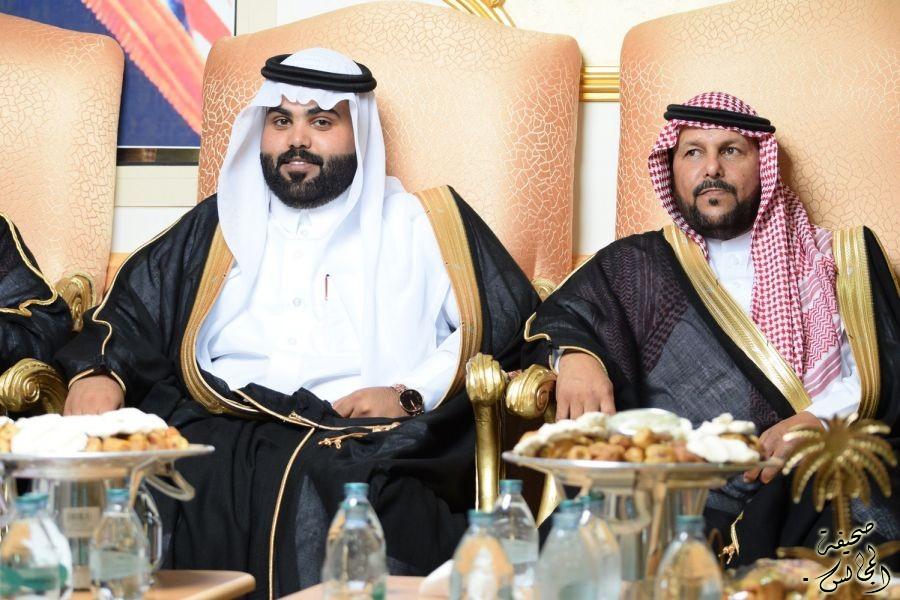 تغطية زواج الشاب / عبدالمجيد بن عوض عبدالله عضيب الفريدي