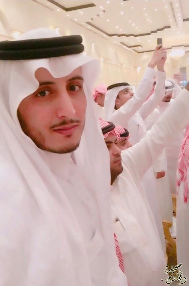 ترقية ماجد عبدالله الفريدي
