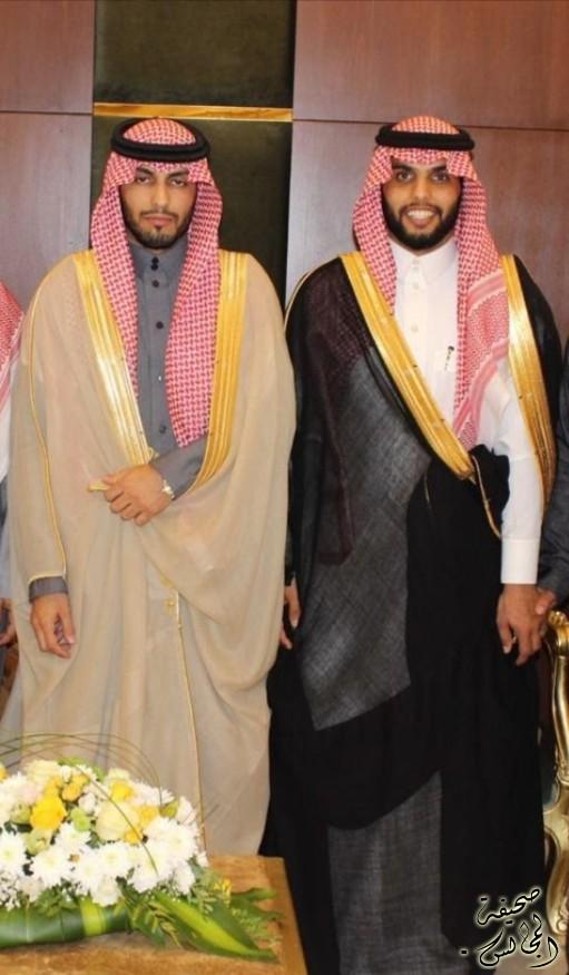 تغطية زواج ابناء مطلق عيد بن دغش الفريدي   النقيب سطام و الملازم أول عبدالمجيد