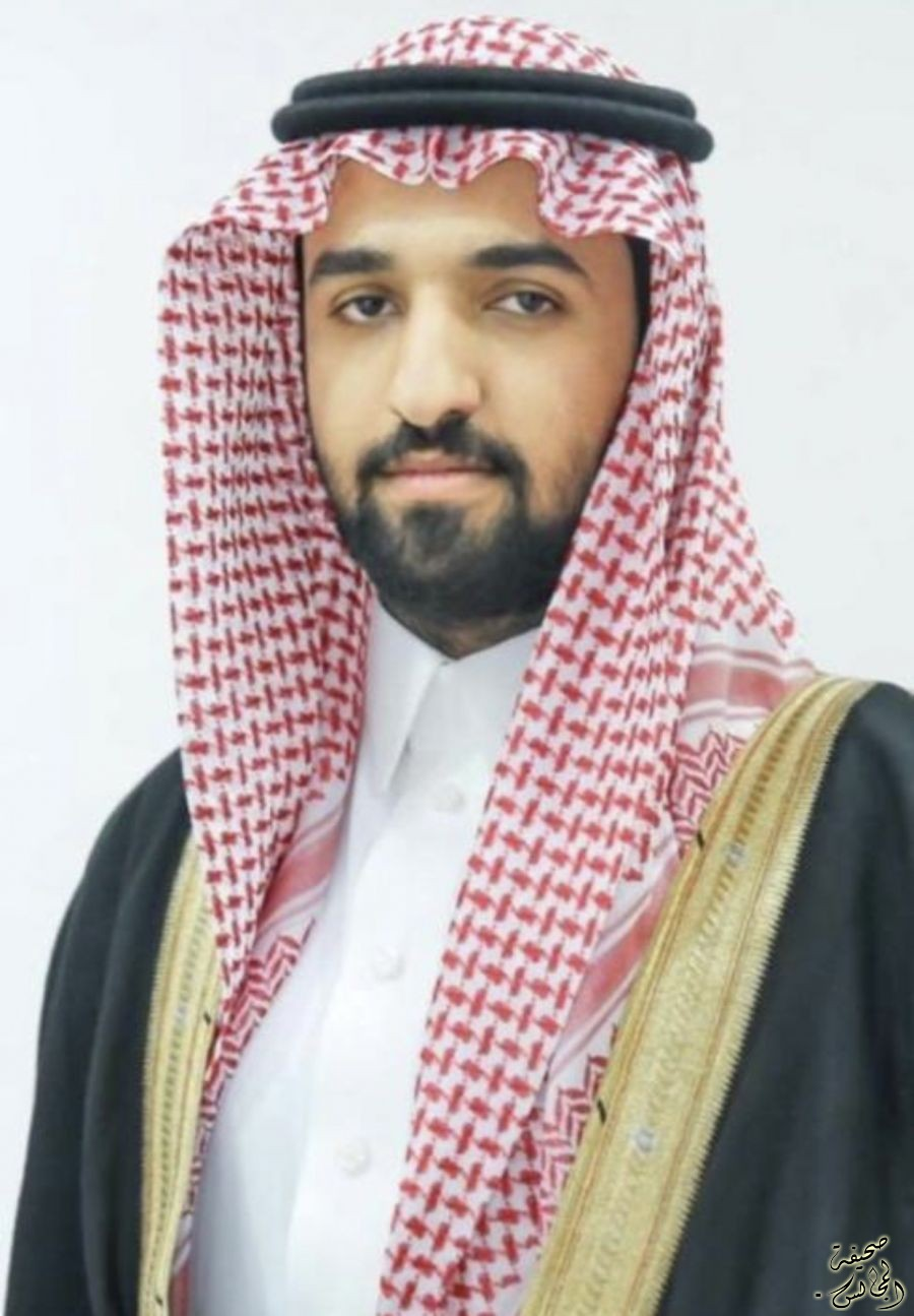 وائل سعود بن سبيل العود الفريدي خريجًا