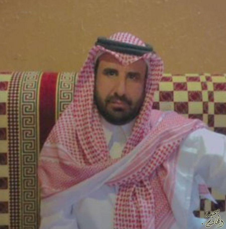 ترقية عبدالله بن بجاد بن دهيليس الفريدي