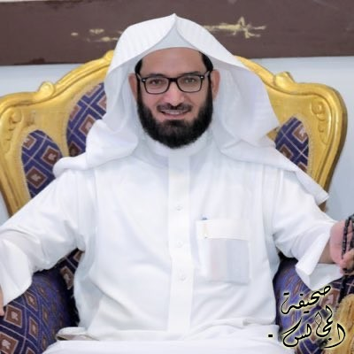 ترقية الشيخ : عبدالله بن عبدالعزيز بن هديب الفريدي