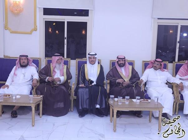 تغطية زواج : ناصر محمد بن خضير ابو عشاير