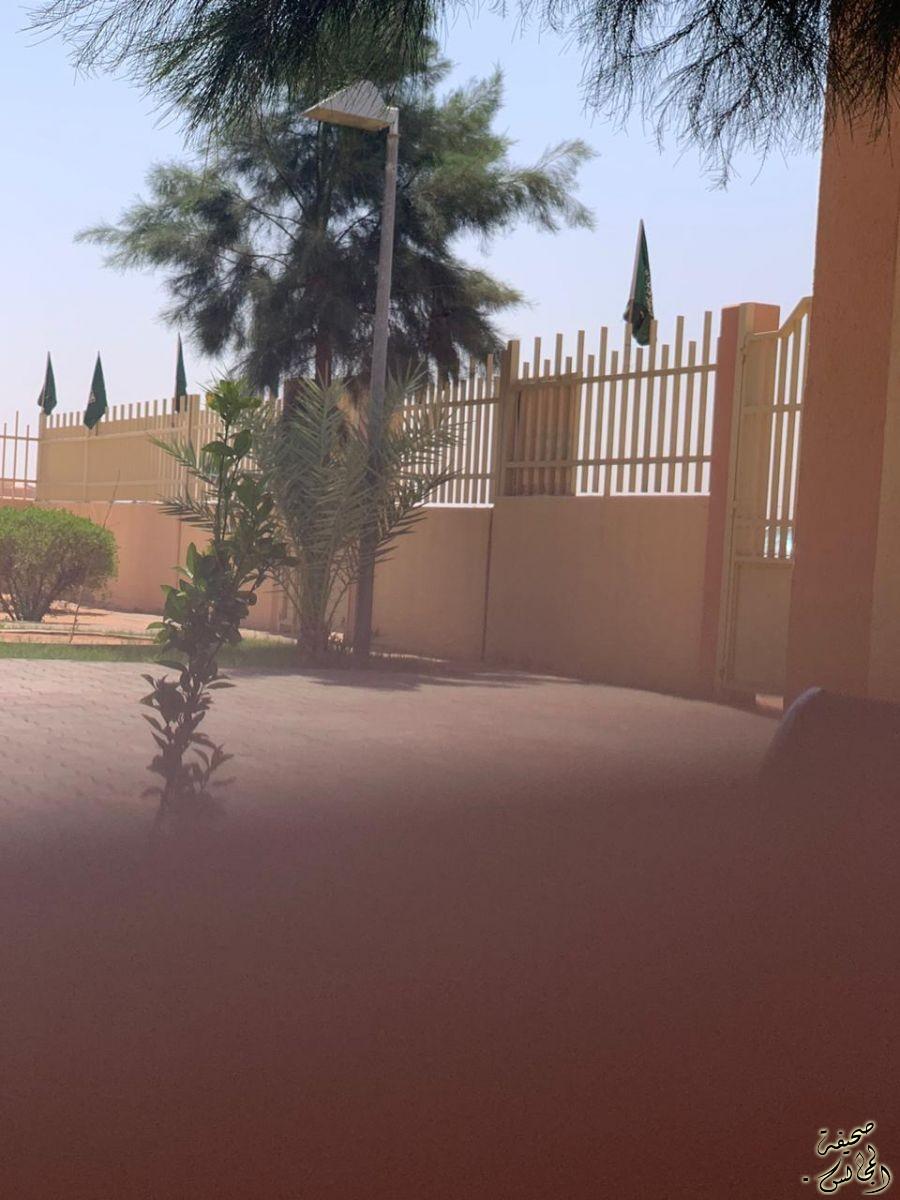 مركز صحي خصيبة يكمل استعدادات اليوم الوطني