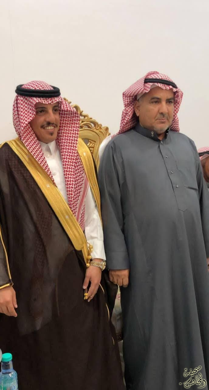تغطية زواج الشاب فهد بن عيد بن سعيد العرقلي الفريدي