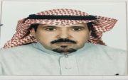 الاستاذ / مثني بن عبدالهادي بن ضبيان الفريدي الى المرتبة العاشرة