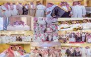 زواج محمد بن عبدالله بن عيد بن دهيليس