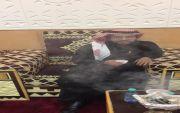 ملتقى حرب بادارة سجن بريده تحتفل بتعيين مدير ادارة سجن بريده المقدم مساعد عبيد الرعوجي الفريدي