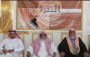 رئيس مركز النقره ابن حماد يستقبل الوجهاء والشيوخ ورجال الاعمال