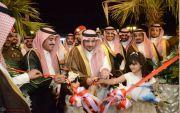 دشن صاحب السمو الملكي الأمير الدكتور/فيصل بن مشعل بن سعود بن عبدالعزيز أمير منطقة القصيم مساء امس مربط السليم