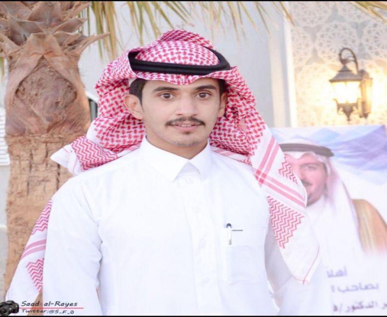 عبدالمجيد بن ماجد السليم  الفريدي خريجا