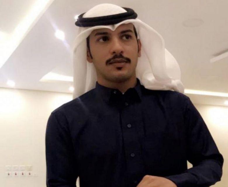 محمد سميح حراب ابن سدحان الفريدي خريجا