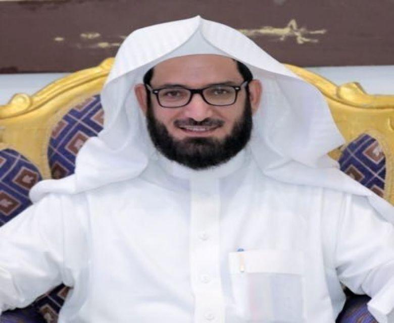 تكليف الشيخ عبدالله عبدالعزيز ابن هديب الفريدي