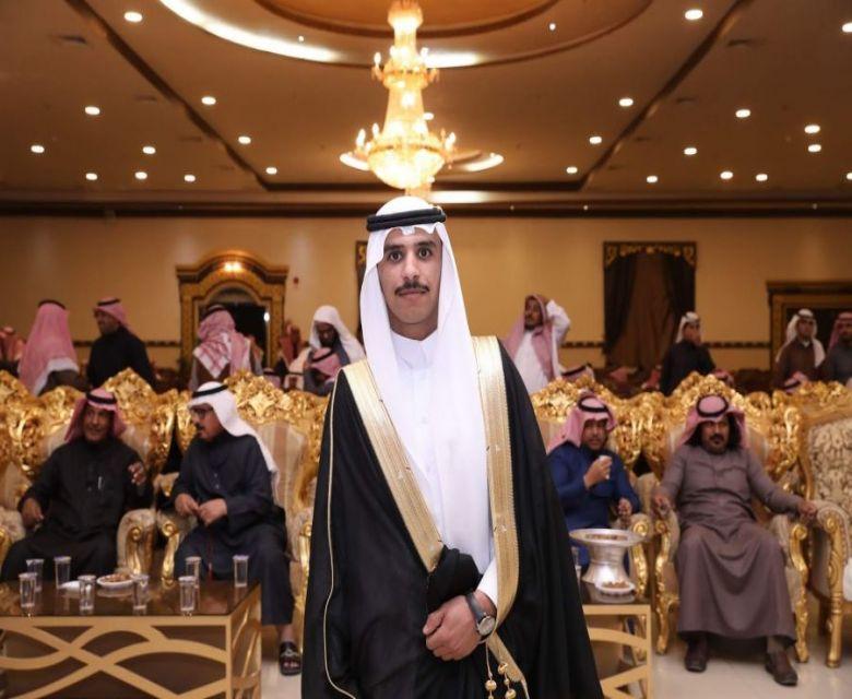 تغطية زواج فيحان حمد بن هديب