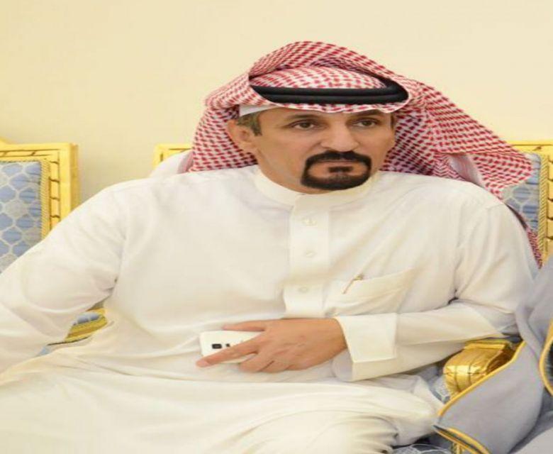الشاعر  علي الجضعان في ضيافة الاستاذ سليمان الشمري